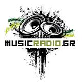 logo ραδιοφωνικού σταθμού musicradio.gr