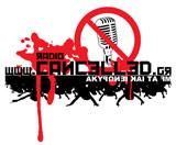 logo ραδιοφωνικού σταθμού Radio Cancelled