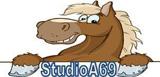 logo ραδιοφωνικού σταθμού Studio A69