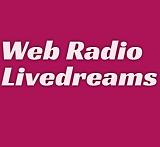 logo ραδιοφωνικού σταθμού LiveDreams Web Radio