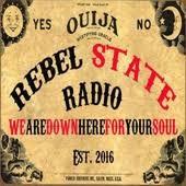 logo ραδιοφωνικού σταθμού Rebel State Radio