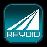 logo ραδιοφωνικού σταθμού Raydio-XRaydio