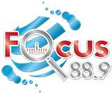 logo ραδιοφωνικού σταθμού Focus