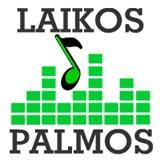 logo ραδιοφωνικού σταθμού Laikos Palmos