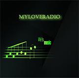 logo ραδιοφωνικού σταθμού ALTER2YOU (myloveradio) -  80s - 90s