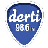 logo ραδιοφωνικού σταθμού Derti