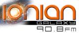 logo ραδιοφωνικού σταθμού Ionian Galaxy