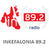 logo ραδιοφωνικού σταθμού INKEFALONIA