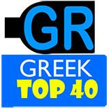 logo ραδιοφωνικού σταθμού Radio1 Greek Top 40