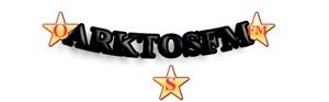 logo ραδιοφωνικού σταθμού Αrktos fm