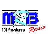 logo ραδιοφωνικού σταθμού MRB Radio