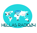 logo ραδιοφωνικού σταθμού Hellas Radio24