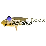 logo ραδιοφωνικού σταθμού Metal Rock 1970 - 2000