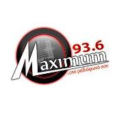 logo ραδιοφωνικού σταθμού Maximum FM