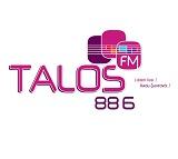 logo ραδιοφωνικού σταθμού Τάλως FM