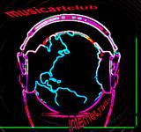 logo ραδιοφωνικού σταθμού Music Art club