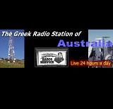 logo ραδιοφωνικού σταθμού The Greek radio station of Australia