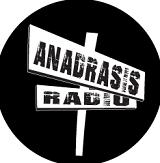 logo ραδιοφωνικού σταθμού Anadrasis Radio