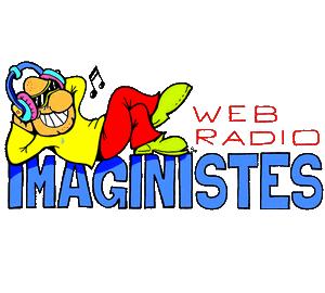 logo ραδιοφωνικού σταθμού Imaginistes Radio