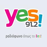 logo ραδιοφωνικού σταθμού Yes!