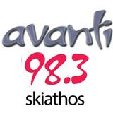 logo ραδιοφωνικού σταθμού Avanti Radio