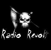logo ραδιοφωνικού σταθμού Radio-Revolt