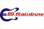 logo ραδιοφωνικού σταθμού 89 Rainbow