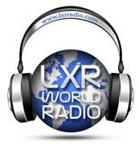 logo ραδιοφωνικού σταθμού LXR Radio