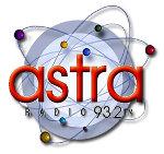 logo ραδιοφωνικού σταθμού Άστρα Radio