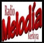 logo ραδιοφωνικού σταθμού Μελωδία Κέρκυρας
