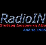 logo ραδιοφωνικού σταθμού RadioIn
