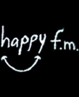 logo ραδιοφωνικού σταθμού Happy FM