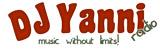logo ραδιοφωνικού σταθμού Dj Yanni Radio