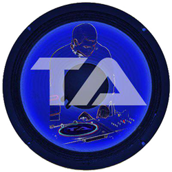 logo ραδιοφωνικού σταθμού Athens Radio Trance