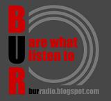 logo ραδιοφωνικού σταθμού Bur Radio