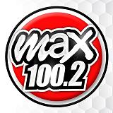 logo ραδιοφωνικού σταθμού Max FM