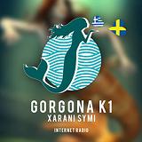 logo ραδιοφωνικού σταθμού Gorgona Κ1 Χαράνι Σύμη