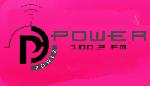 logo ραδιοφωνικού σταθμού Power