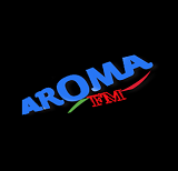 logo ραδιοφωνικού σταθμού Άρωμα FM