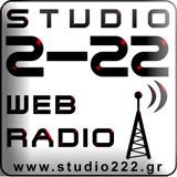 logo ραδιοφωνικού σταθμού Studio 2-22