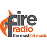 logo ραδιοφωνικού σταθμού Fire radio