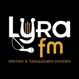 logo ραδιοφωνικού σταθμού Λύρα FM