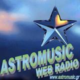 logo ραδιοφωνικού σταθμού www.astromusic.gr