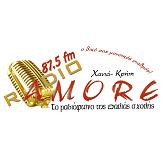 logo ραδιοφωνικού σταθμού Ράδιο Αμόρε
