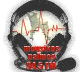 logo ραδιοφωνικού σταθμού Μουσικός Παλμός