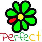 logo ραδιοφωνικού σταθμού Perfect