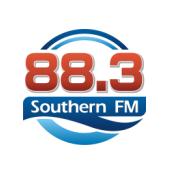 logo ραδιοφωνικού σταθμού Southern FM