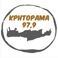 logo ραδιοφωνικού σταθμού Κρητόραμα FM