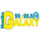 logo ραδιοφωνικού σταθμού Radio Galaxy