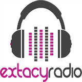 logo ραδιοφωνικού σταθμού Extacy Radio